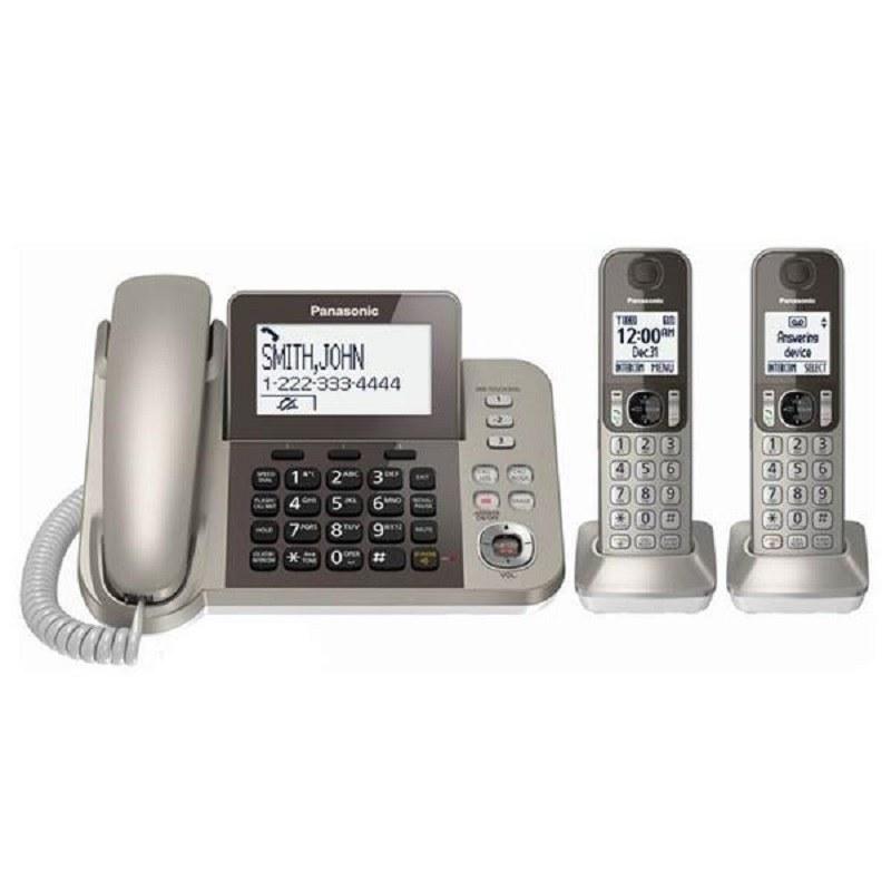 گوشی تلفن بی سیم پاناسونیک مدل KX-TGF352