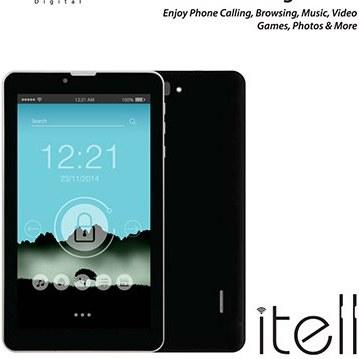img تبلت آيلايف آيتل مدل K3400 دو سيم کارت ظرفيت 8 گيگابايت i-Life ITELL K3400 Dual SIM 8GB Tablet