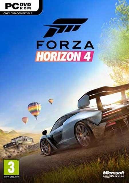 تصویر خرید بازی Forza Horizon 4 فورزا هورایزن برای PC