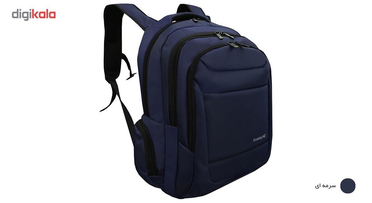 img کوله پشتي لپ تاپ فوروارد مدل FCLT6622 مناسب براي لپ تاپ هاي 16.4 اينچي Forward FCLT6622 Backpack For 16.4 Inch Laptop