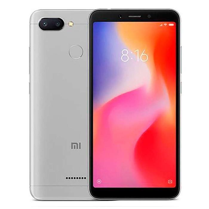 img گوشی شیائومی ردمی 6   ظرفیت ۳۲ گیگابایت Xiaomi Redmi 6   32GB