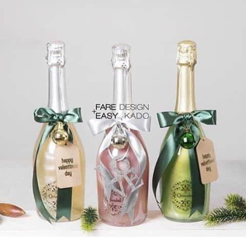 شامپاین بدون الکل Orintal در ۵ مدل مختلف |
