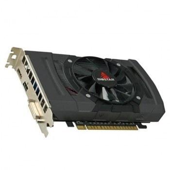 کارت گرافیک بایوستار مدل RX550 - حافظه 4 گیگابایت