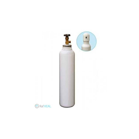 کپسول اکسیژن ۲۰ لیتری فولادی