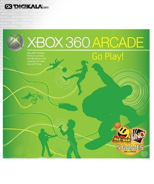 img مايکروسافت ايکس باکس 360  آرکاد Microsoft Xbox 360 Arcade