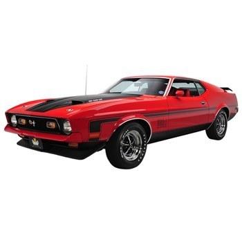 خودرو فورد Mustange Mach 1 دنده اي سال 1971 | Ford Mustange Mach 1 1971 MT