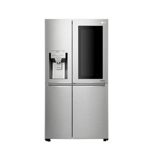 تصویر یخچال فریزر ساید بای ساید ال جی مدل X267 ا LG GR-X267 Refrigerator LG GR-X267 Refrigerator