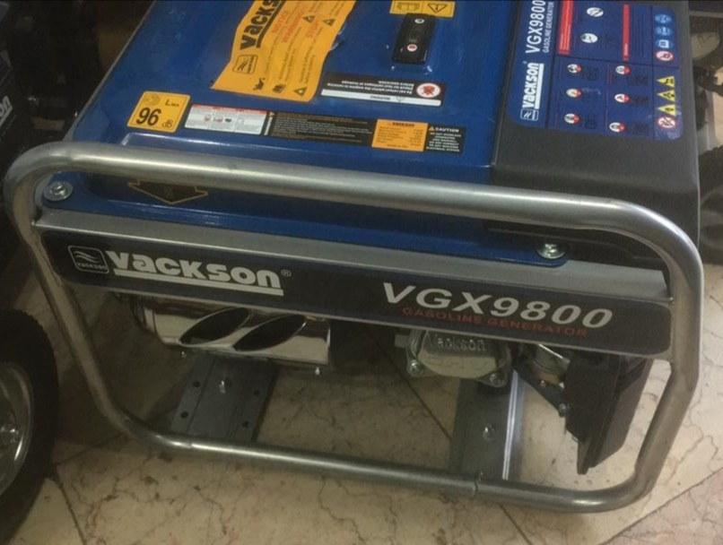 تصویر موتور برق واکسون مدل VGX9800