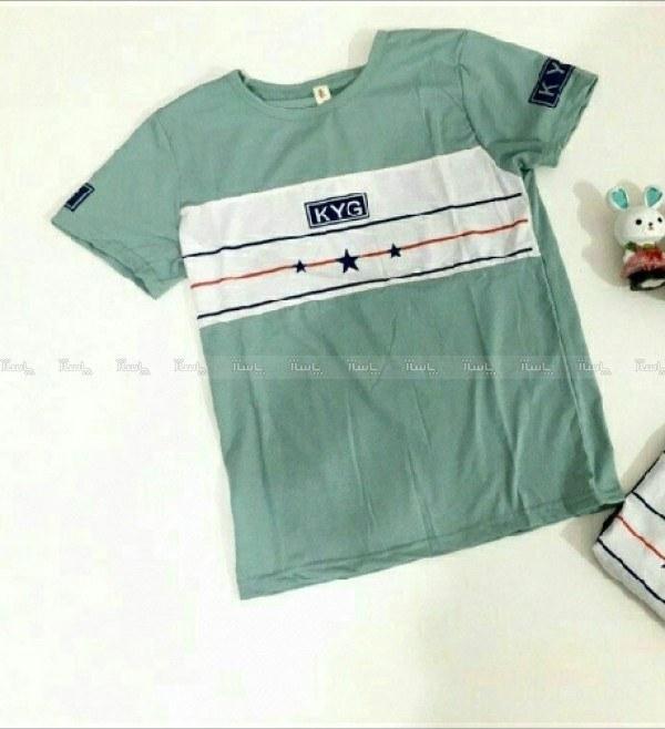 تی شرت پسرانه |