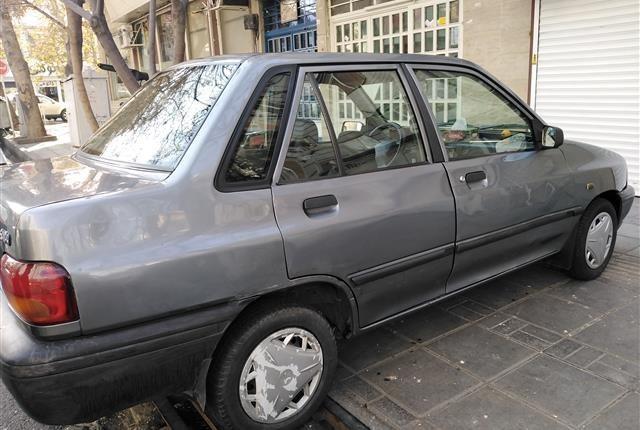 خودرو سایپا، پراید 132، 1388