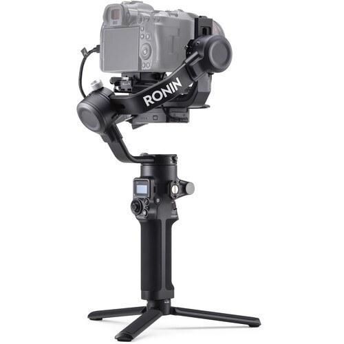 تصویر استابلایزر دوربین DJI RSC 2 pro combo DJI RSC2 Gimbal Stabilizer Pro Combo