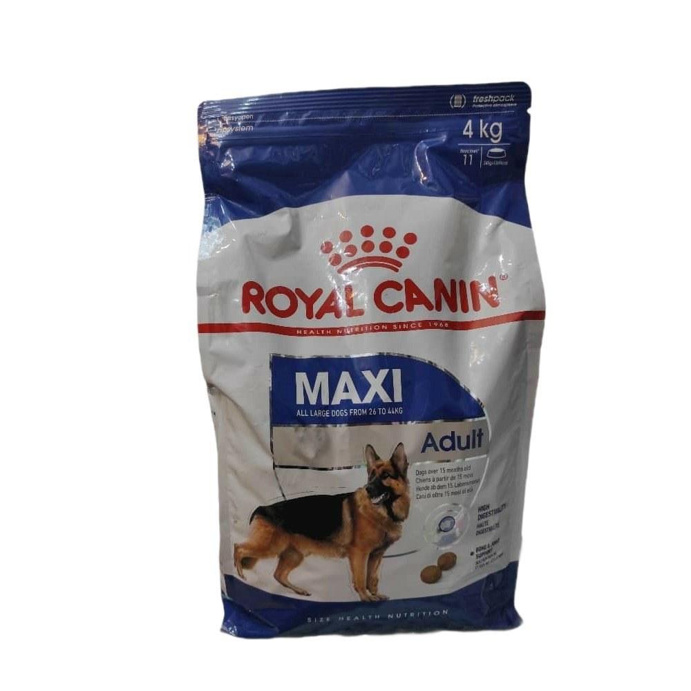 تصویر غذای خشک سگ رویال کنین مدل Maxi Adult Royal Canin Maxi Adult