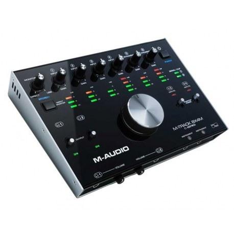 تصویر کارت صدا M-Audio مدل M-Track 8X4M