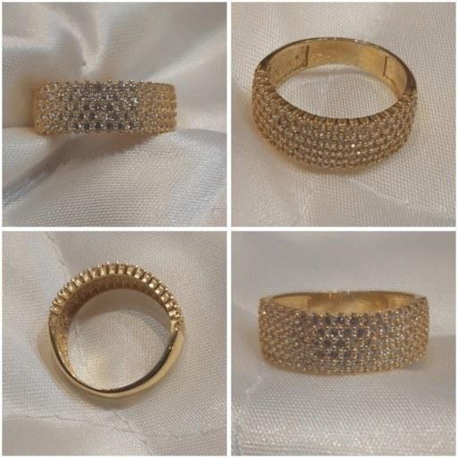 حلقه نقره زنانه  