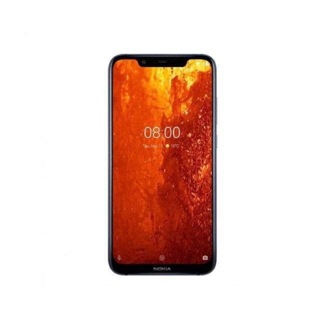 عکس گوشی موبایل نوکیا مدل 8.1 دو سیم کارت ظرفیت 128 گیگابایت Nokia 8.1 LTE Dual SIM Smartphone - 128GB (6GB) گوشی-موبایل-نوکیا-مدل-81-دو-سیم-کارت-ظرفیت-128-گیگابایت