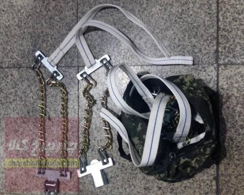 تصویر زنجیر چرخ کمربندی توسان 2007-2010 برند مارک ROHO