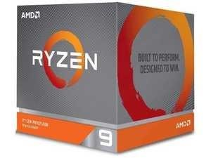 پردازنده مرکزی ای ام دی مدل AMD Ryzen 9 3900X Box
