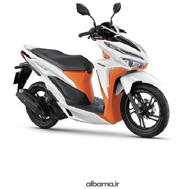 تصویر موتورسیکلت مدل کلیک 150i جدید 2020 هوندا