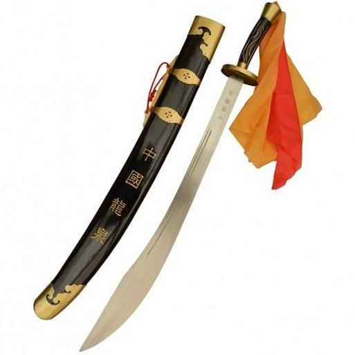 شمشیر دائو حرفه ای با غلاف درجه ۱ | MIT Dao Sword with Pod model Professional
