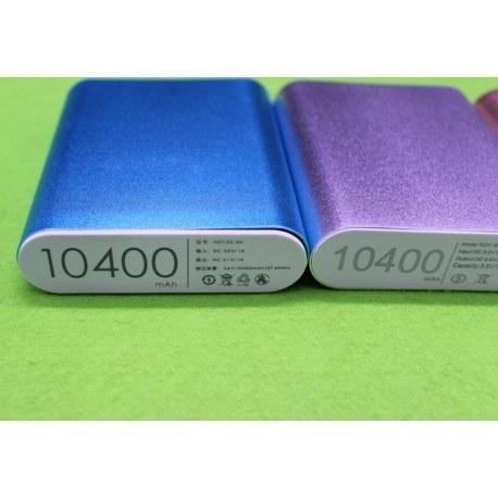 تصویر پاوربانک 5 ولت دارای یک خروجی USB با نشانگر LED