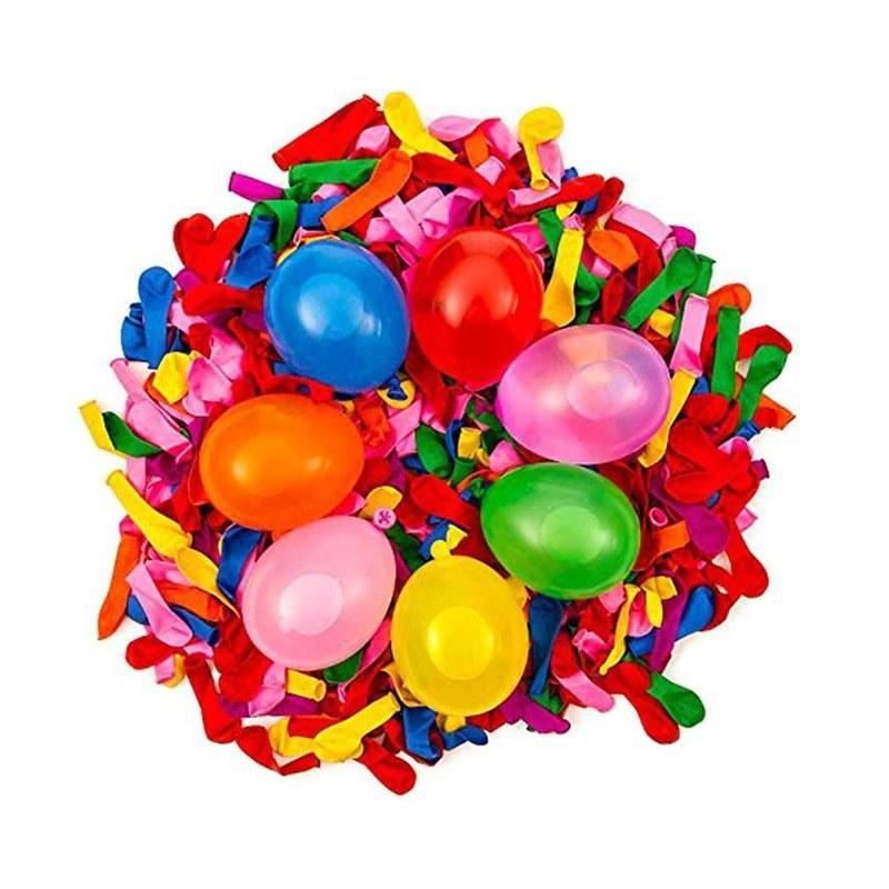 تصویر بسته بادکنک آبی Water Balloons مدل STLB143