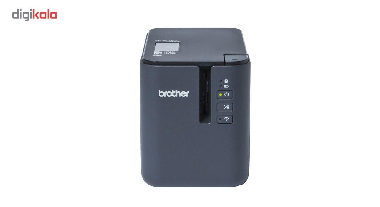 تصویر لیبل پرینتر Brother P950nw ا Brother Mobile PT-P950NW Powered Wireless Network Laminated Label Printer Brother Mobile PT-P950NW Powered Wireless Network Laminated Label Printer