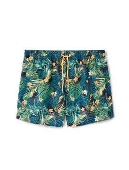 مایو طرح دار مردانه   Men Patterned Swimwear