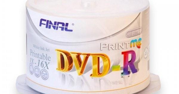 تصویر دی وی دی پرینتیبل فینال (Final)