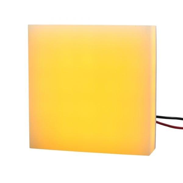 تصویر چراغ پارکی مدل RGB