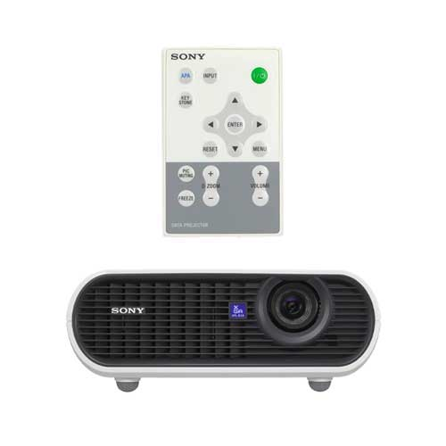 تصویر کنترل ویدئو پروژکتور سونی مدل VPI-EX7