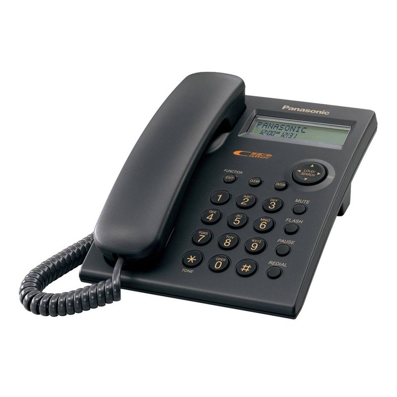 تصویر Panasonic KX-TSC11MX Phone تلفن با سیم پاناسونیک مدل KX-TSC11MX