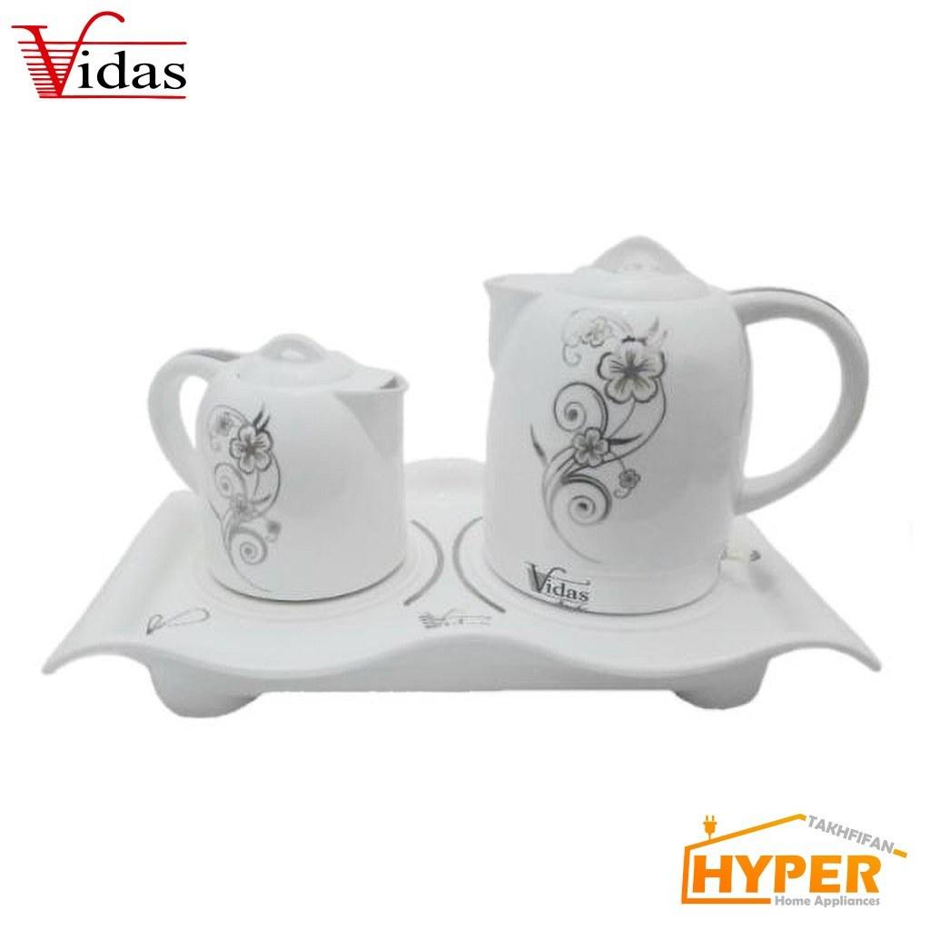 تصویر چای ساز ویداس VIR-2120