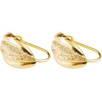 گوشواره طلا 18 عیار کد EH113 |