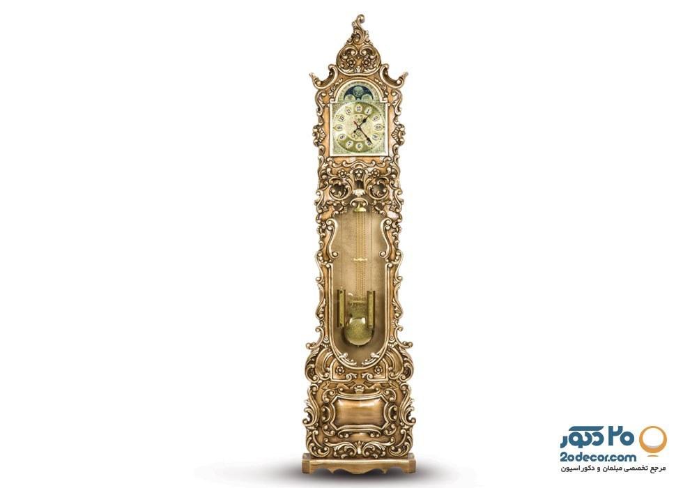 عکس ساعت ایستاده مدل خمره ای تولیدی قنبری  ساعت-ایستاده-مدل-خمره-ای-تولیدی-قنبری