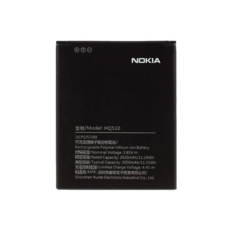 تصویر باتری اصلی نوکیا Nokia 2.2 Battery Nokia 2.2 - HQ510