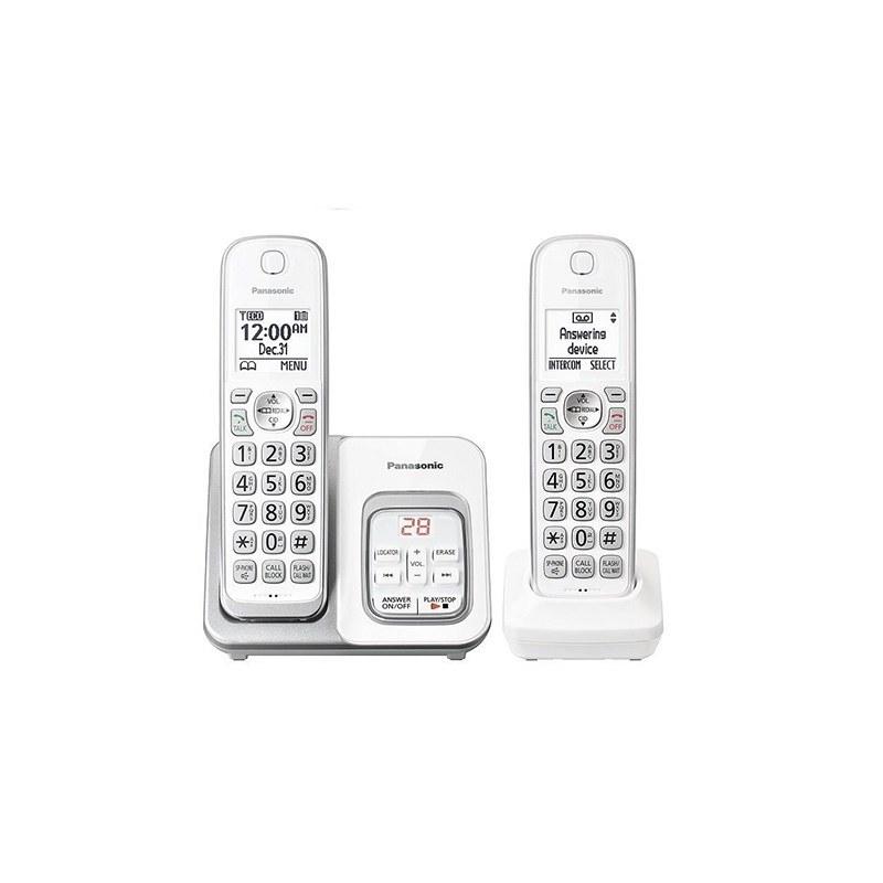 تصویر تلفن بی سیم پاناسونیک مدل KX-TGD532 Panasonic KX-TGD532 Wireless Phone
