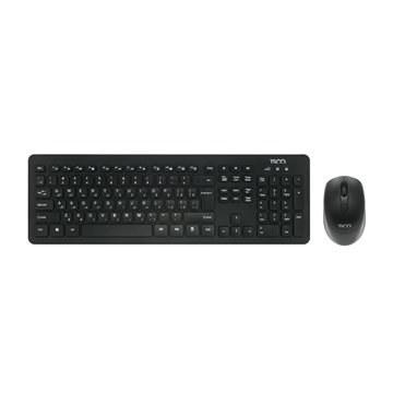 تصویر کیبورد و ماوس بی سیم تسکو مدل TKM 7011W TSCO TKM7011W Wireless Keyboard and Mouse
