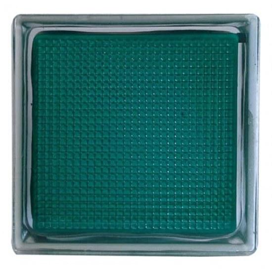 تصویر بلوک شیشه ای کاوه مدل ونیز سبز