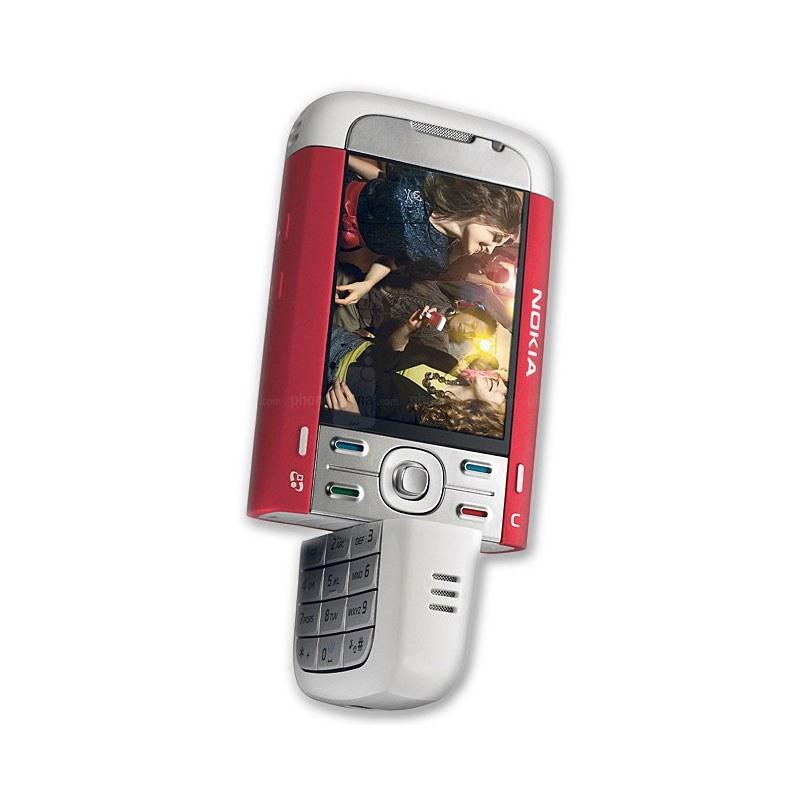 تصویر قاب و شاسی کامل گوشی نوکیا Nokia 5700 Full rame and chassis Nokia 5700