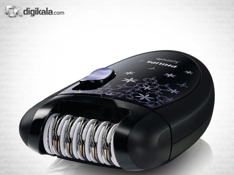 تصویر اپیلاتور فیلیپس مدل HP6422 Philips HP6422 Epilator
