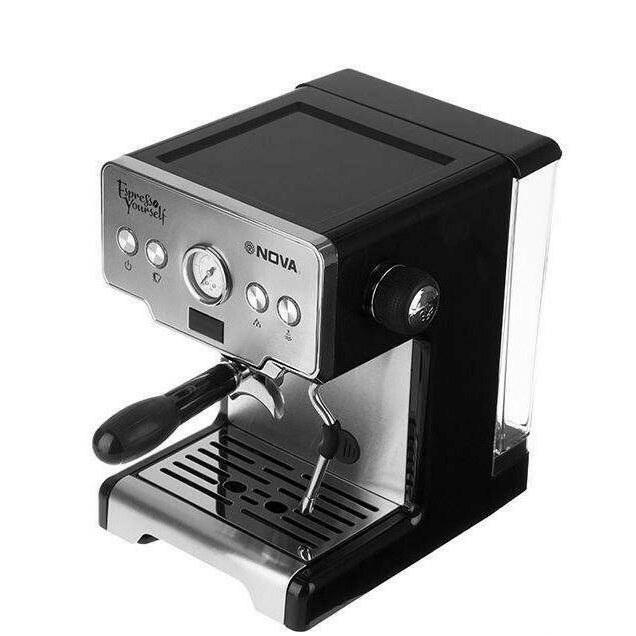 تصویر قهوه ساز نیمه صنعتی نوا 128