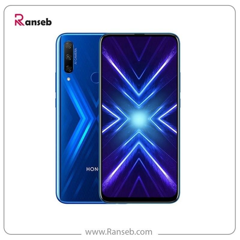 تصویر گوشی موبایل آنر مدل ۹X دوسیم کارت ظرفیت ۱۲۸ گیگابایت