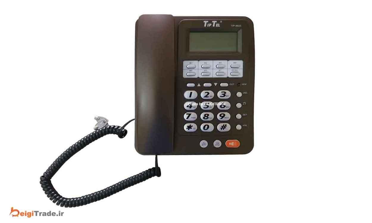 تصویر تلفن تیپ تل مدل TIP-8825