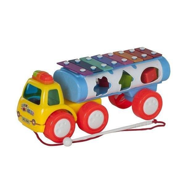 بلز آموزشی موزیک میکر music maker طرح کامیون