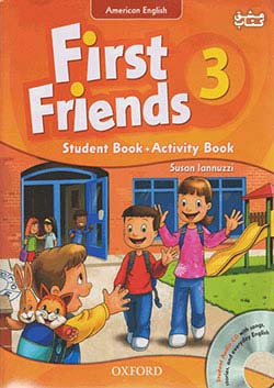 First Friends 3 American English Flashcards