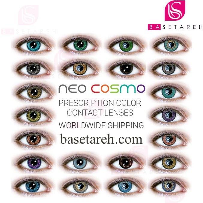 تصویر لنز نئوکازمو روزانه Neo Cosmo Lens