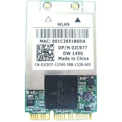 تصویر Wireless Lan DW1490 کارت شبکه لپ تاپ DW1490