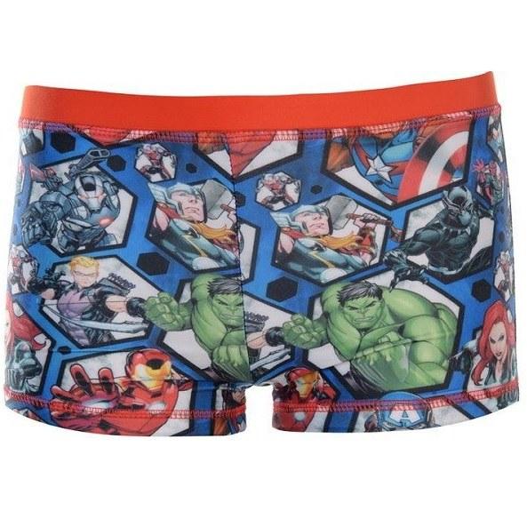 مایو شنا پسرانه کاراکتر  مدل Avengers ۱