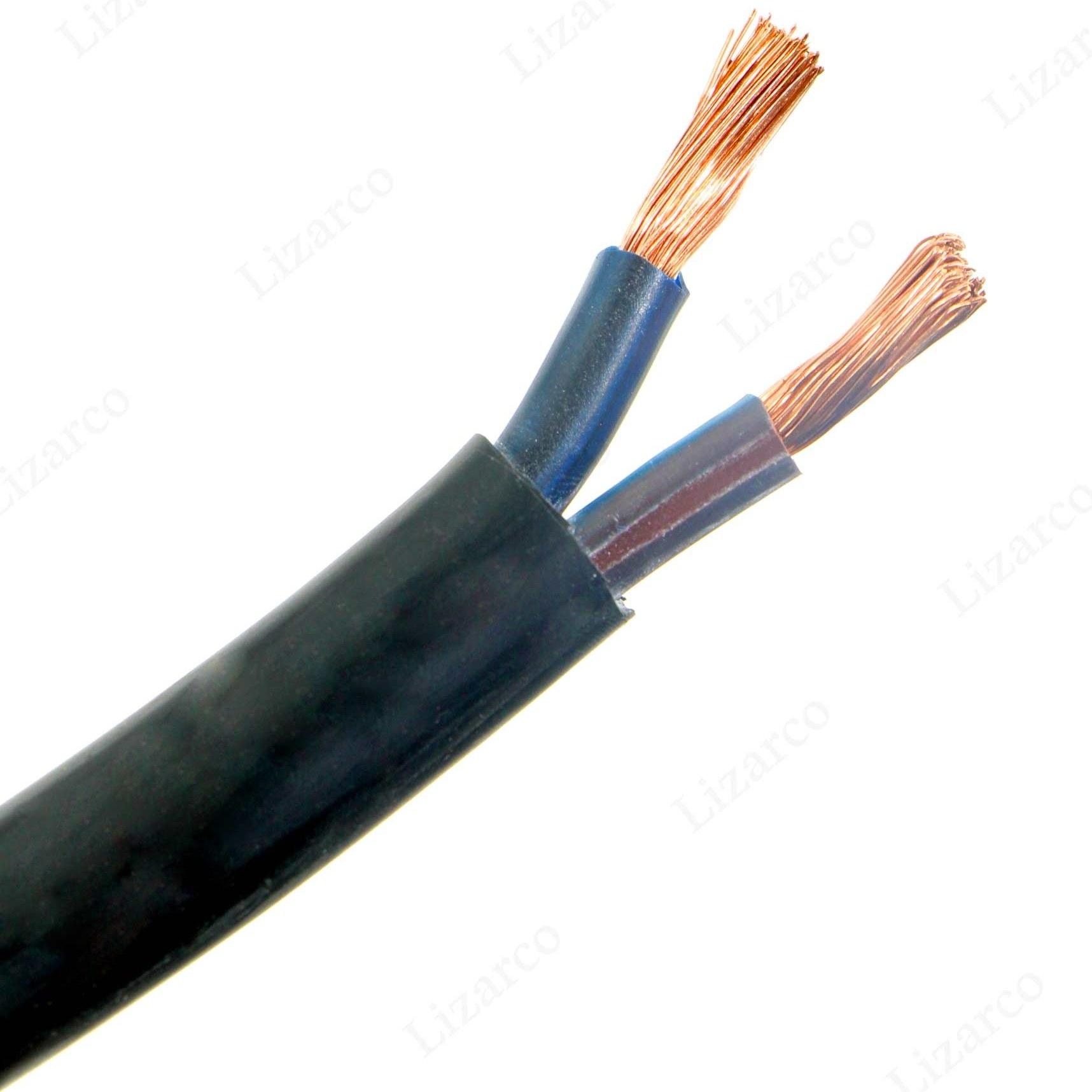 تصویر کابل برق افشان 10×2 - البرز ابهر