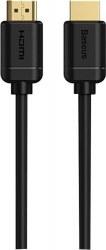 تصویر کابل 1 متری 2.0 HDMI باسئوس مدل HIGH DEFINITION